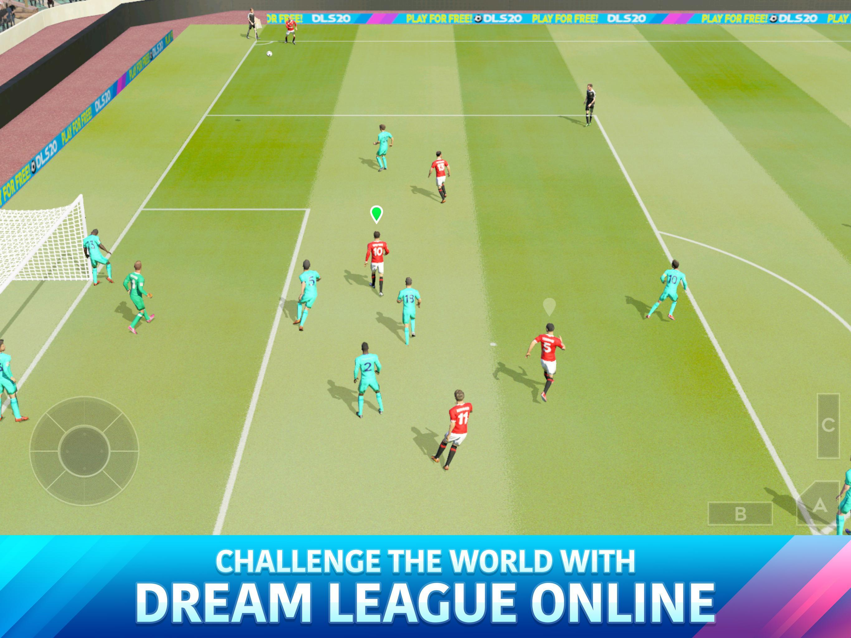 Dream League Soccer 2020 for Android   APK Download 2732x2048