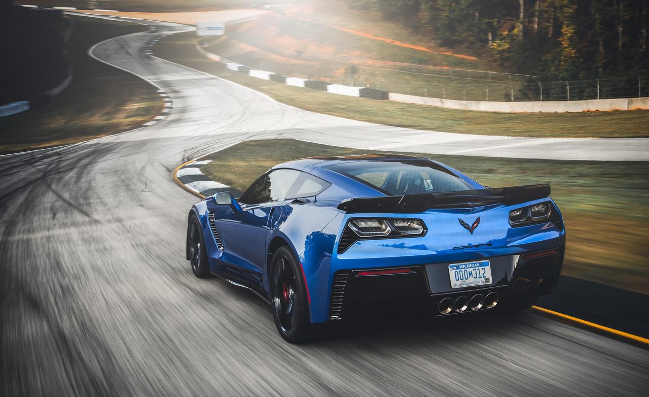 Hun bevindingen over de 2015 Chevrolet Corvette C7 Z06 lees je HIER 1280x782