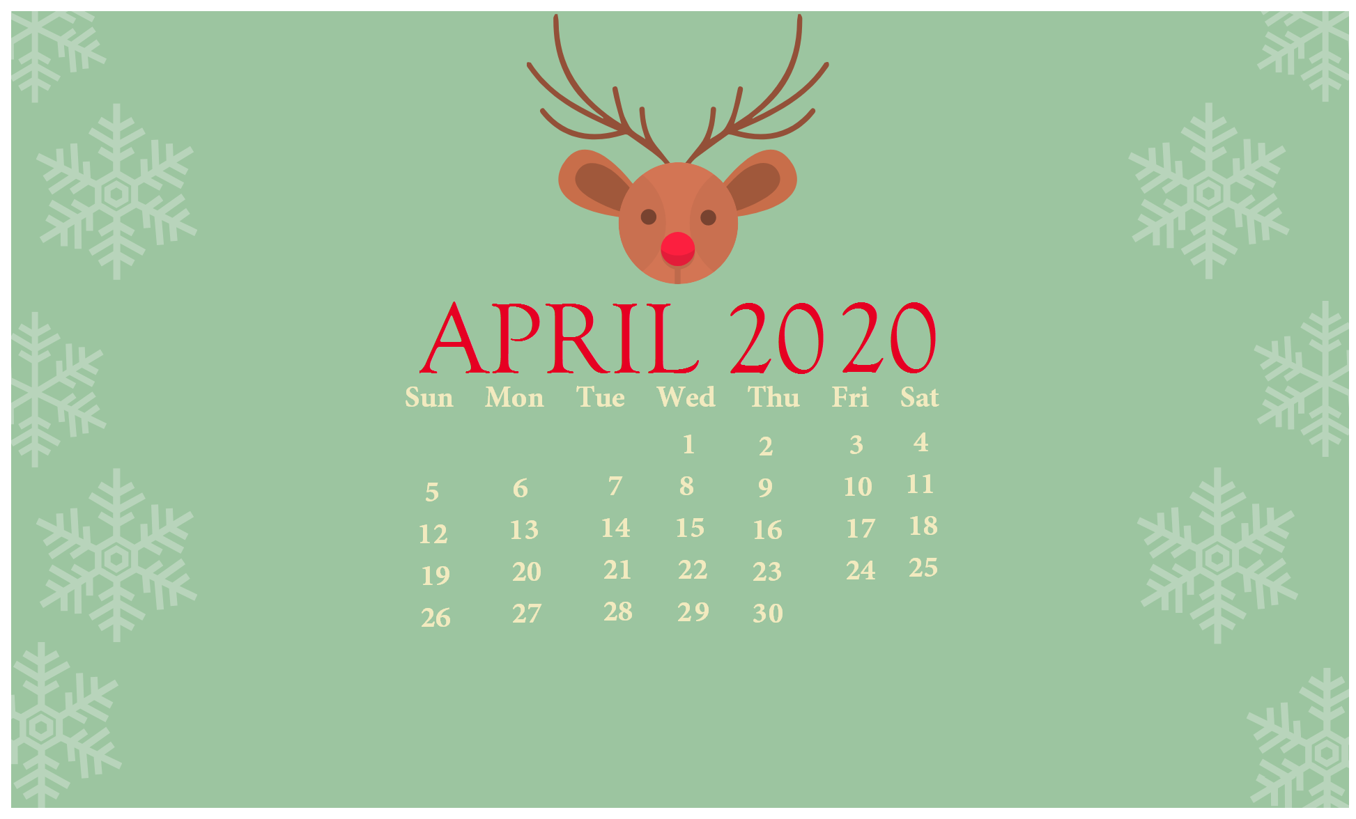 download Cute 2020 Desktop Calendar Wallpaper Latest Calendar 1946x1176