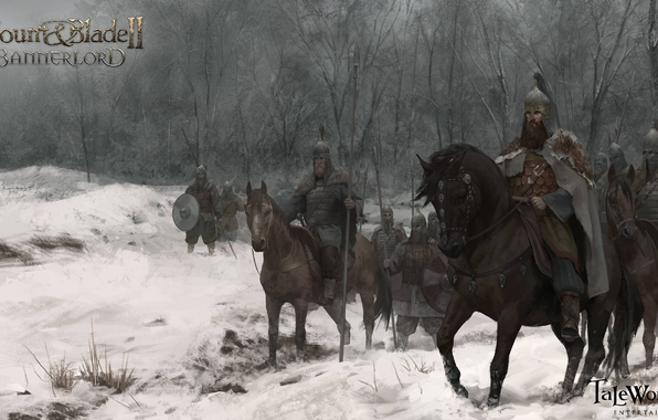 Wallpaper mount and blade 2 bannerlord mount and blade 2 bannerlord 596x380