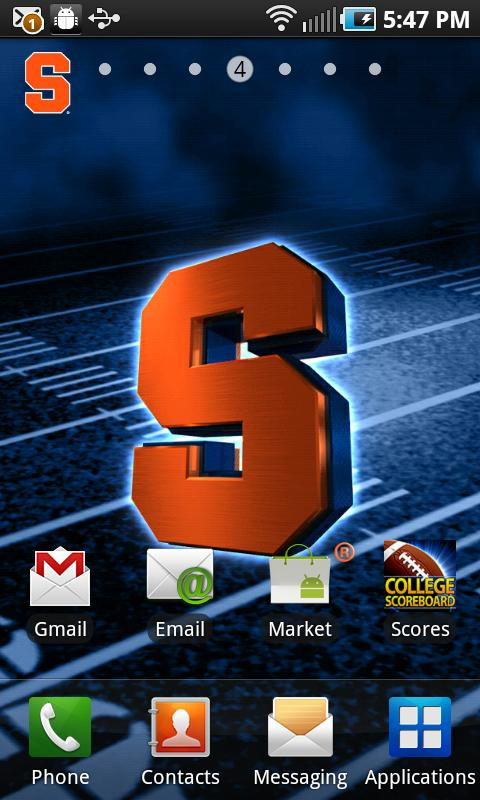 Syracuse Revolving Wallpaper   Android Apps on Google Play 480x800