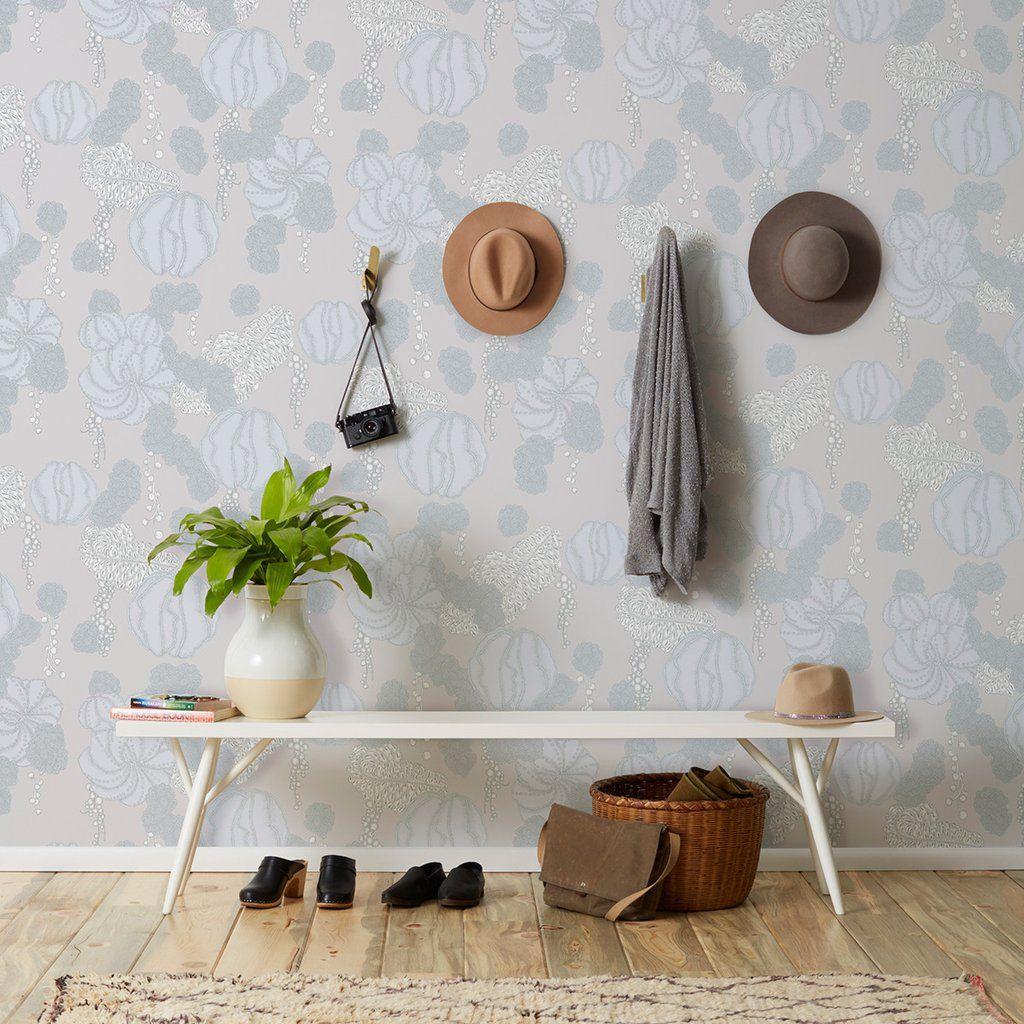 makelike a shop Succulent Silver Sever Wallpaper 1024x1024