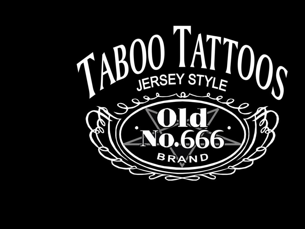 Taboo Tattoos Wallpaper by Mr Taboo 1024x768