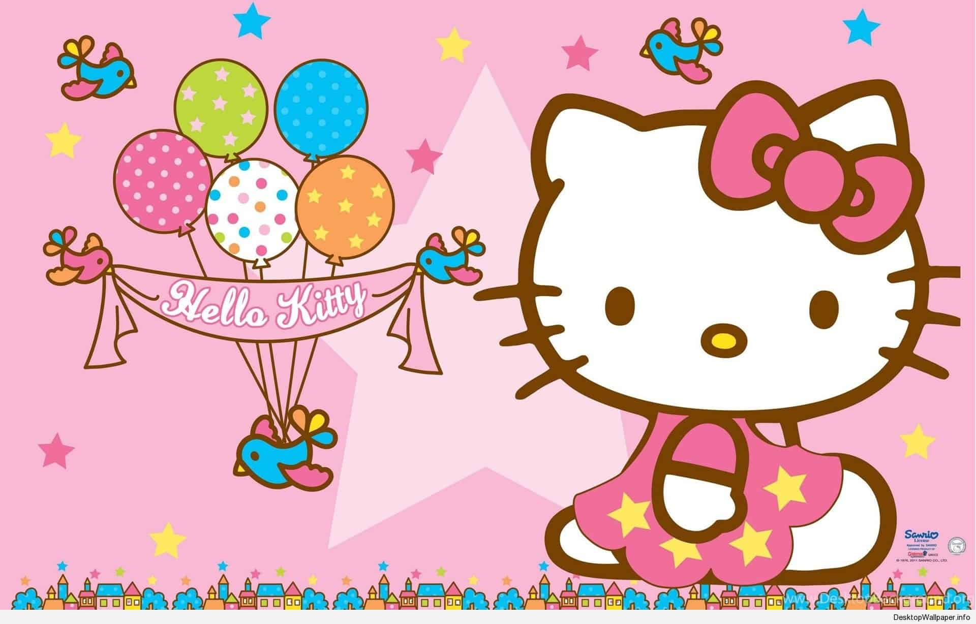Hello Kitty Birthday Wallpapers   Top Hello Kitty Birthday 1920x1228