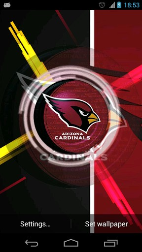 Az cardinals wallpaper free wallpapersafari - Arizona cardinals screensaver free ...