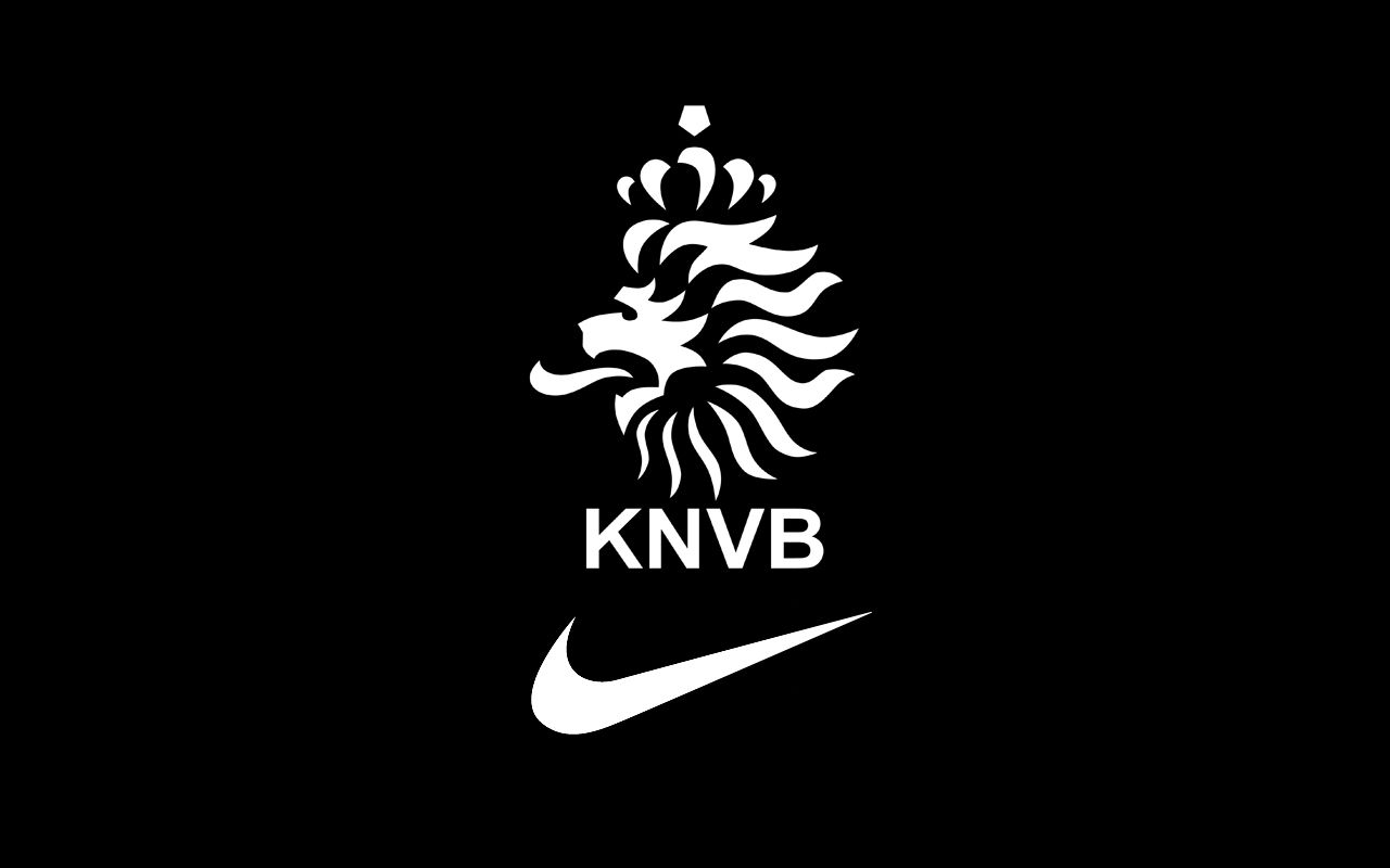 KNVB Holland Oranje Dutch Soccer Logos Nike logo Soccer 1280x800