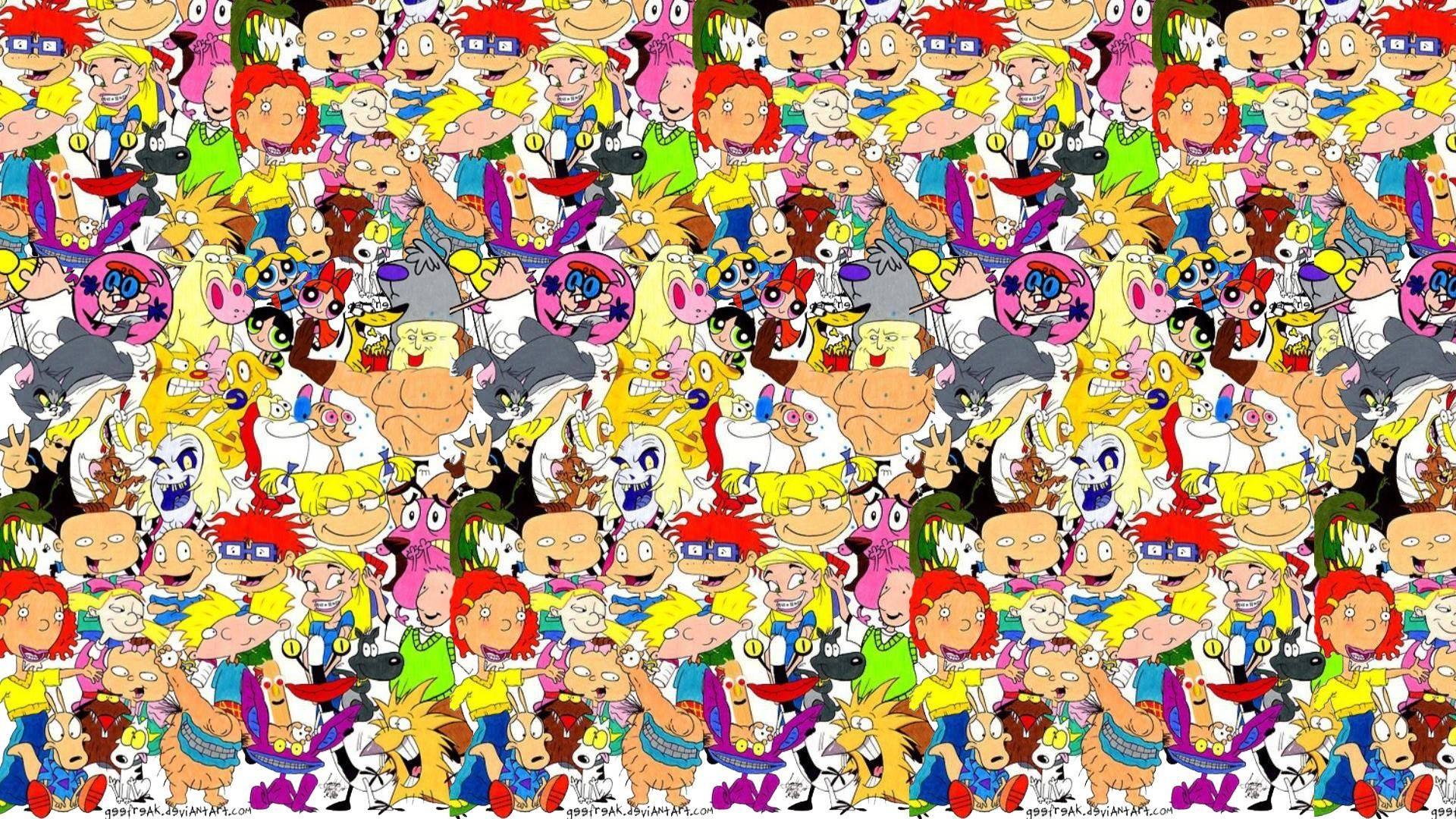Nickelodeon Wallpaper 1920x1080