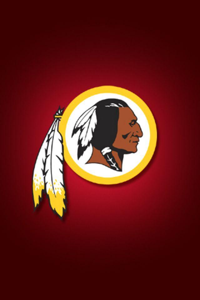 Washington Redskins iPhone Wallpaper HD 640x960