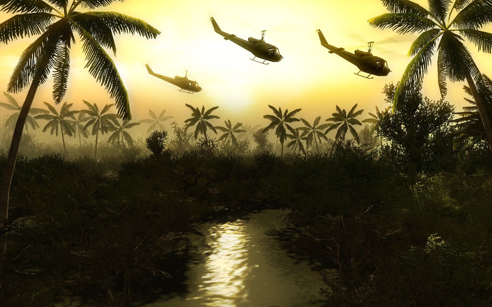 Men of War Vietnam review PCGamesArchivecom 1680x1050