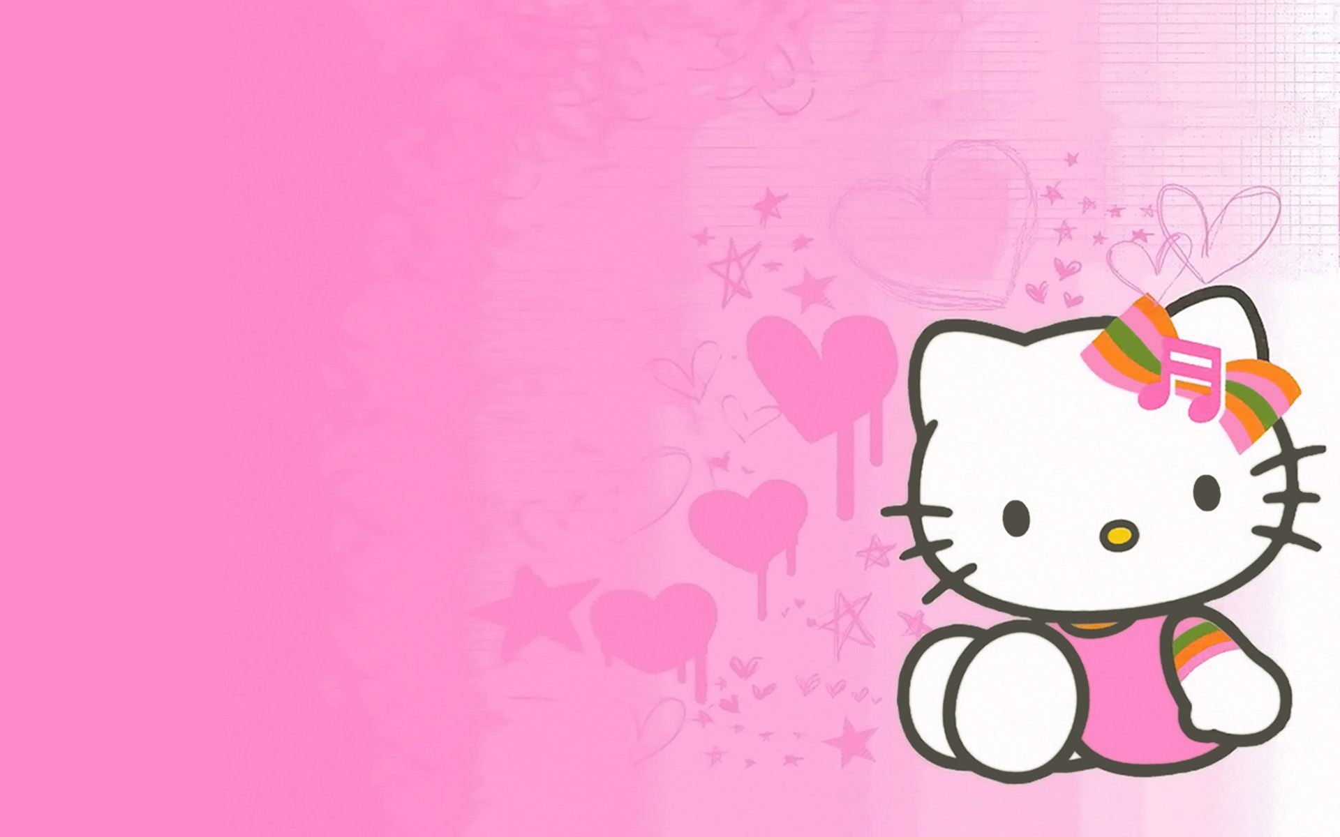 Hello Kitty Wallpapers   Top Hello Kitty Backgrounds 1920x1200