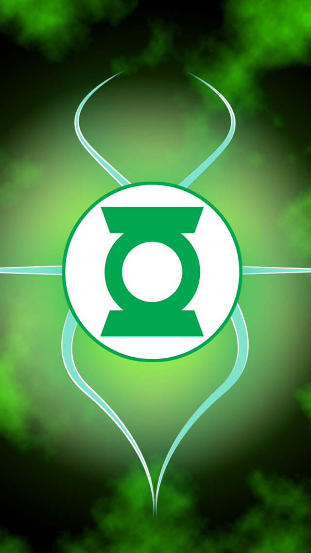 Green lantern iPhone 5 wallpapers Background and Wallpapers 640x1136