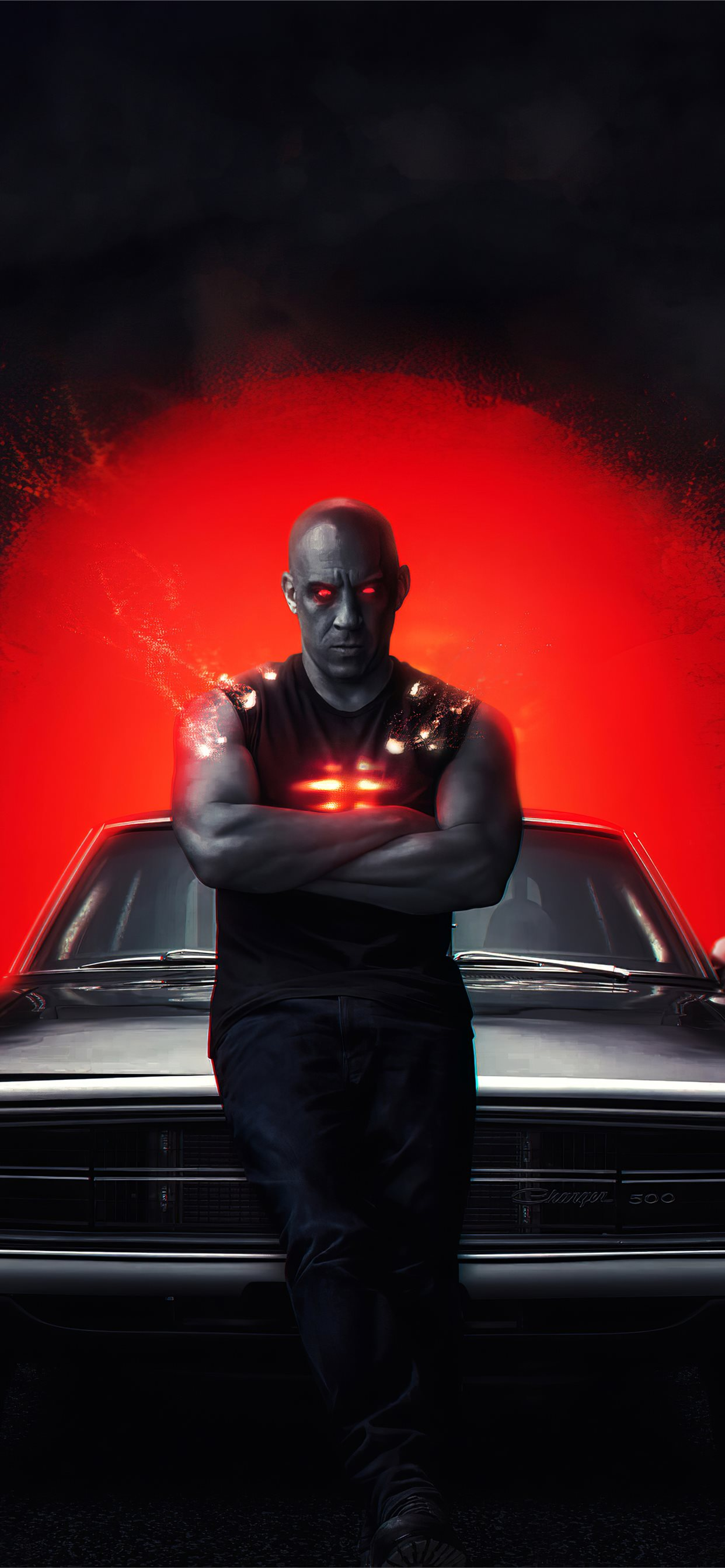 bloodshot x fast and furious 9 movie 4k 2020 iPhone Wallpapers 1242x2688