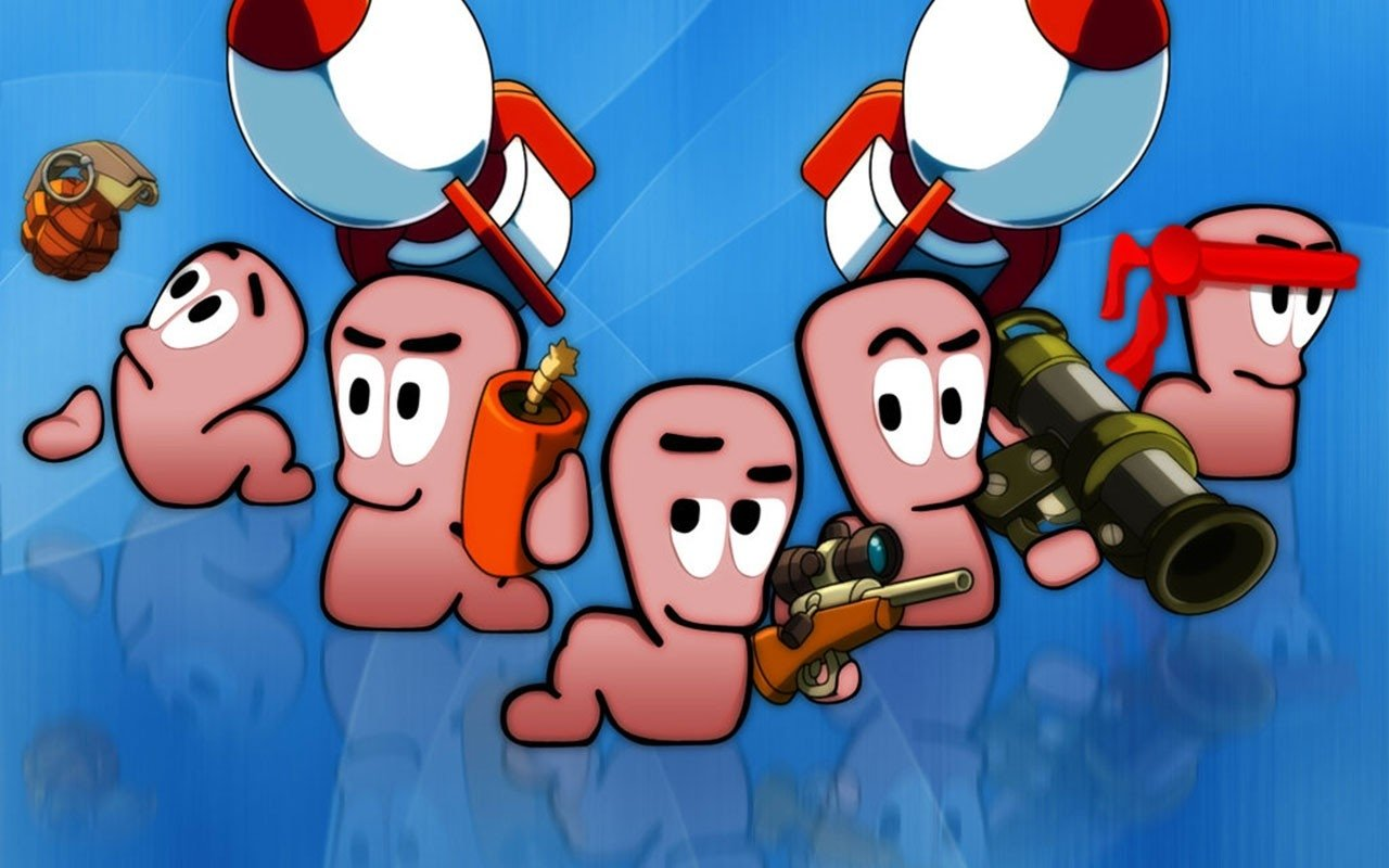 Worms Wallpaper and Background Image 1280x800 ID470564 1280x800