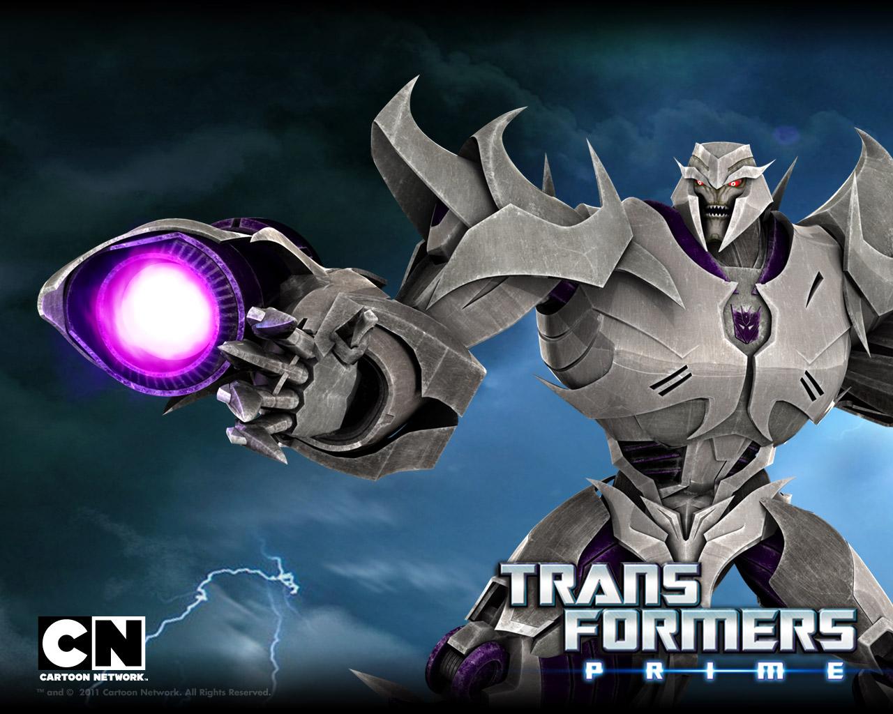 Transformers prime megatron wallpaper wallpapersafari - Transformers prime wallpaper ...