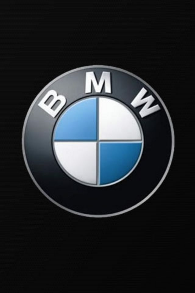 BMW Logo iPhone Wallpaper HD 640x960
