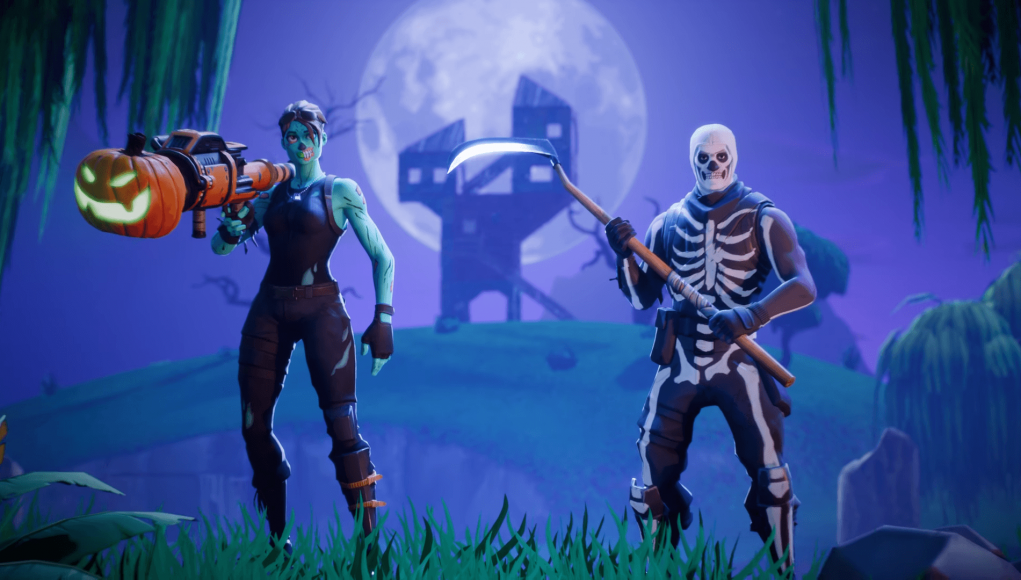 Epic Games teases the return of the Skull Trooper cosmetic set in 1021x580