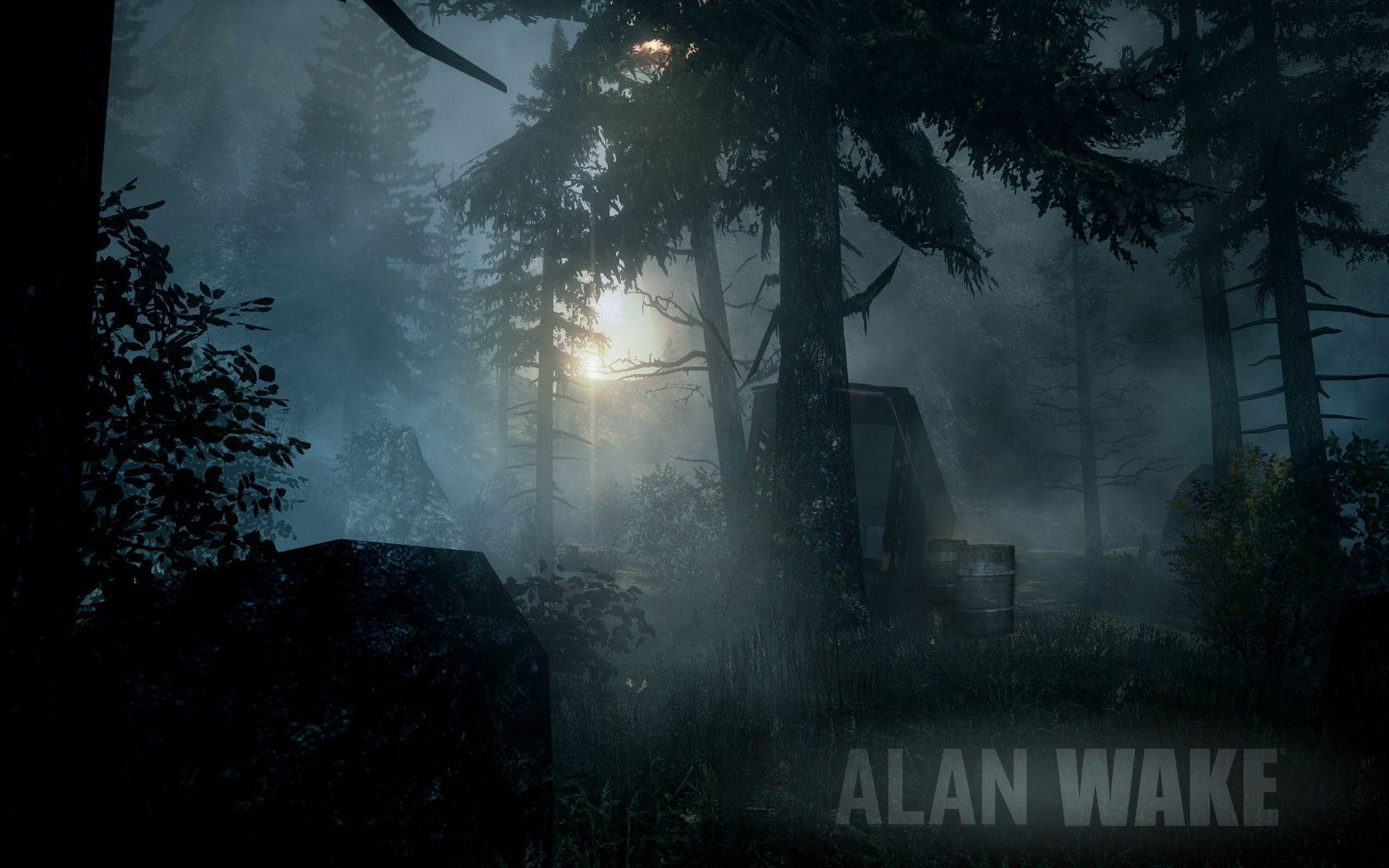 Alan Wake Wallpapers 1920x1200