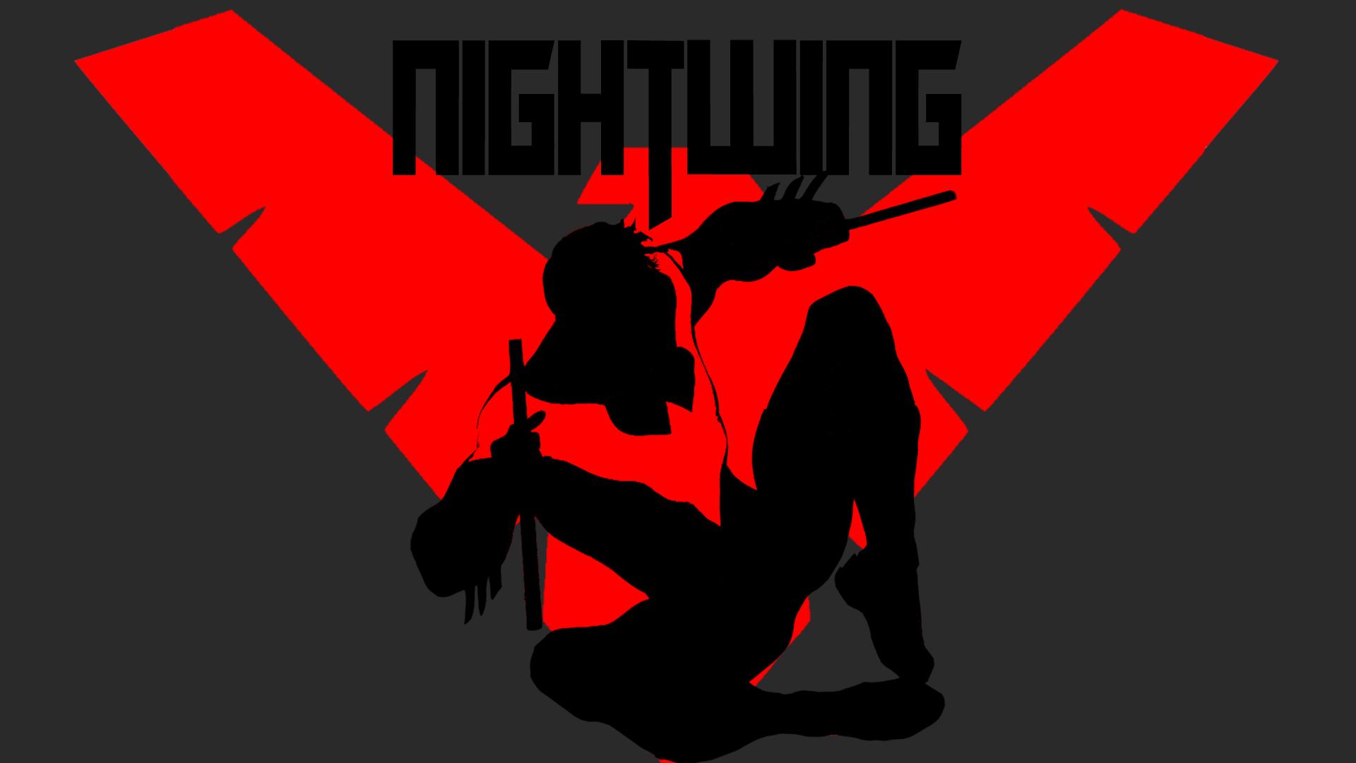 Desktop wallpapers pop art - Nightwing Symbol Wallpaper Nightwing Pop Art Wallpaper By
