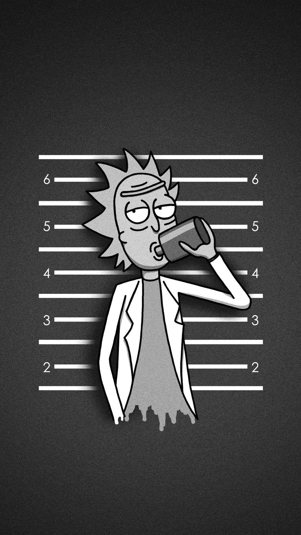 Rick And Morty Wallpapers 1024x1819