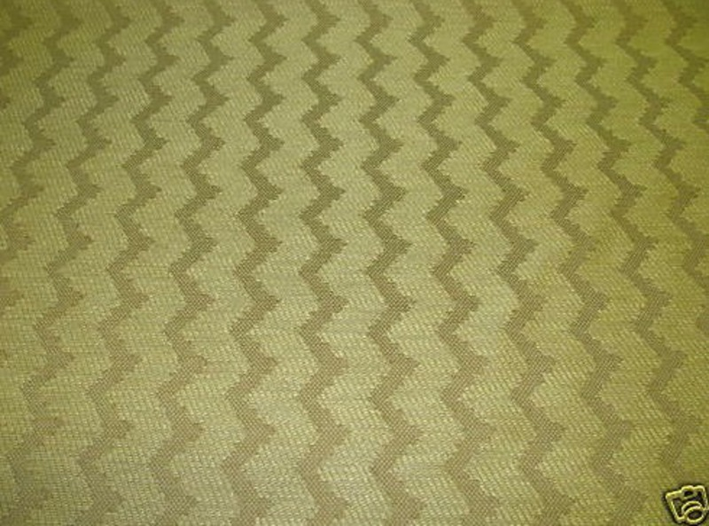 GOLD TONES ZIG ZAG UPHOLSTERY FABRIC 35 YD [270456545845]   3500 800x593