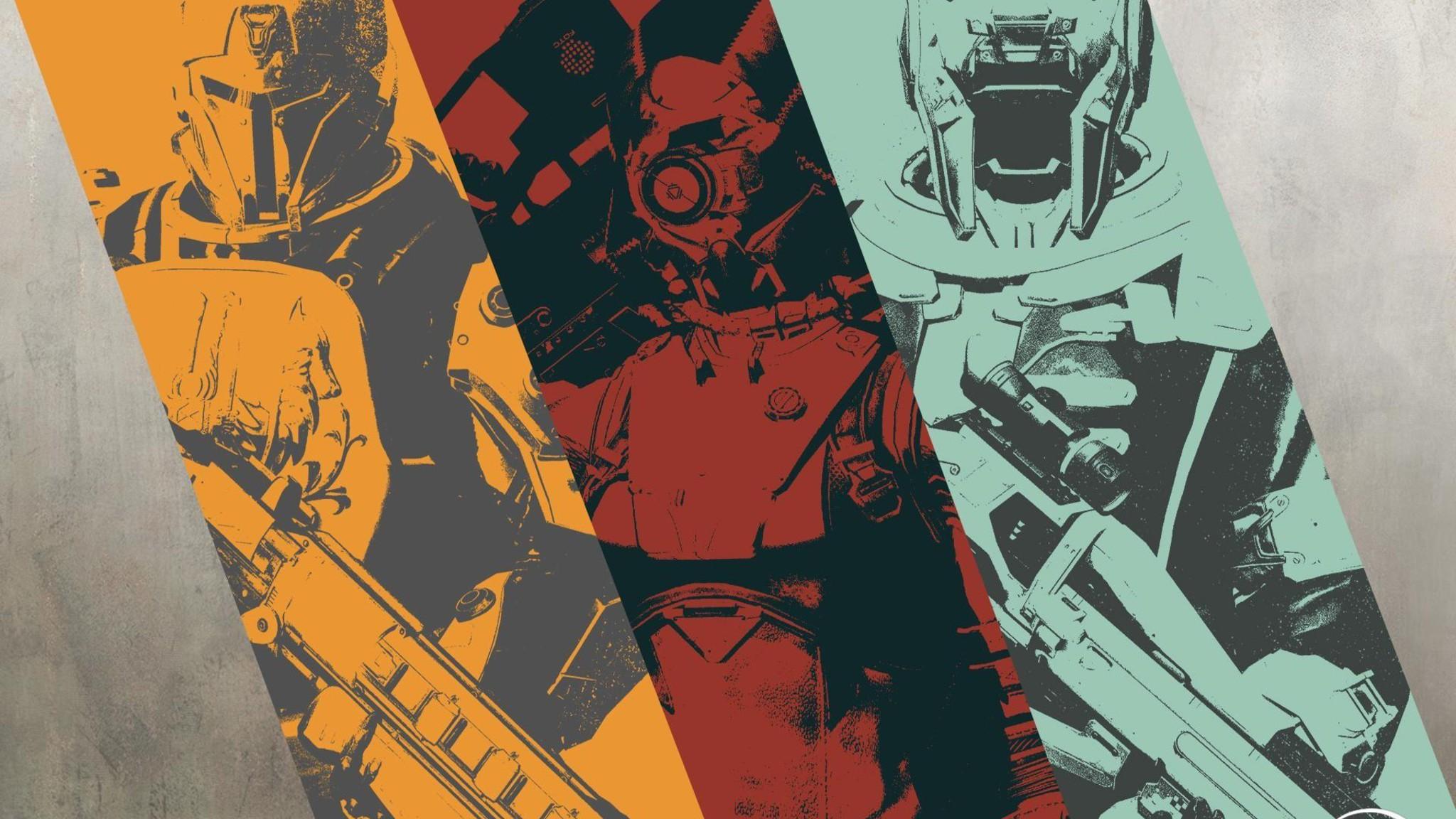Destiny video game wallpaper 15827 PC en 2048x1152