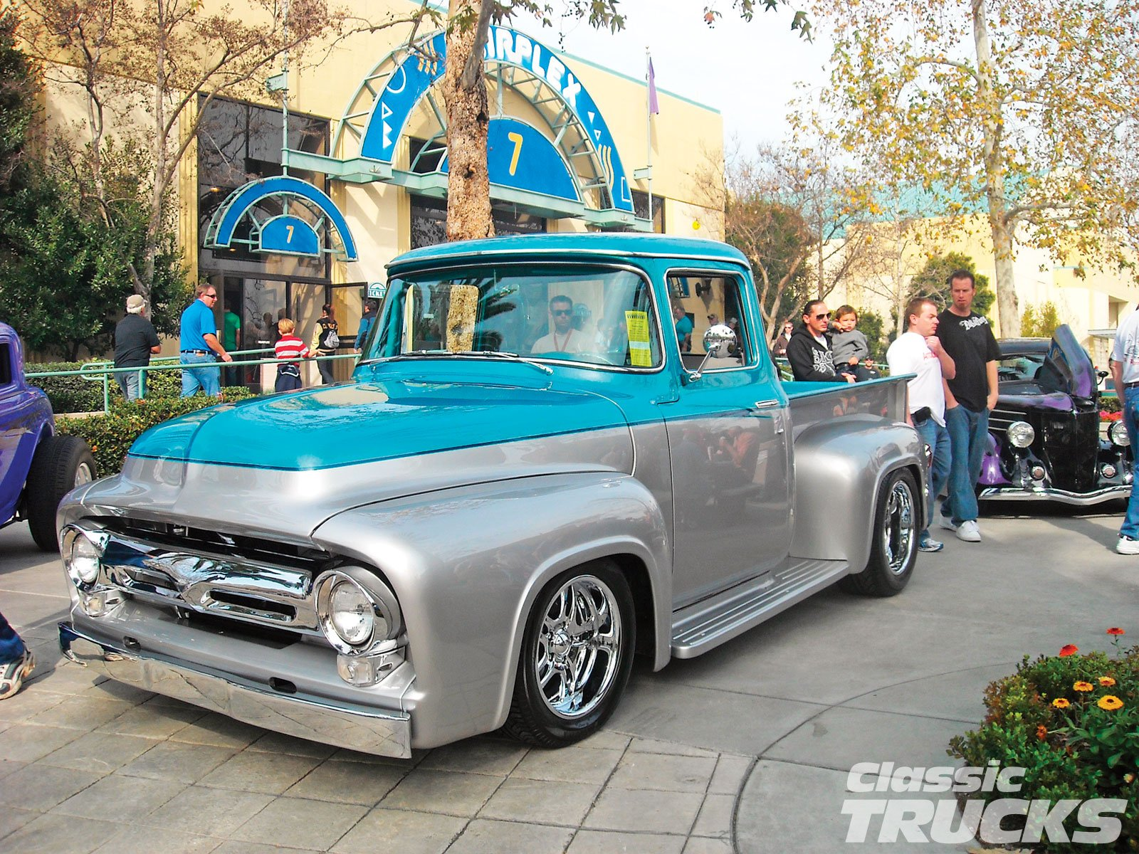Old Ford Truck Wallpaper Show classic ford truck old ford 1600x1200