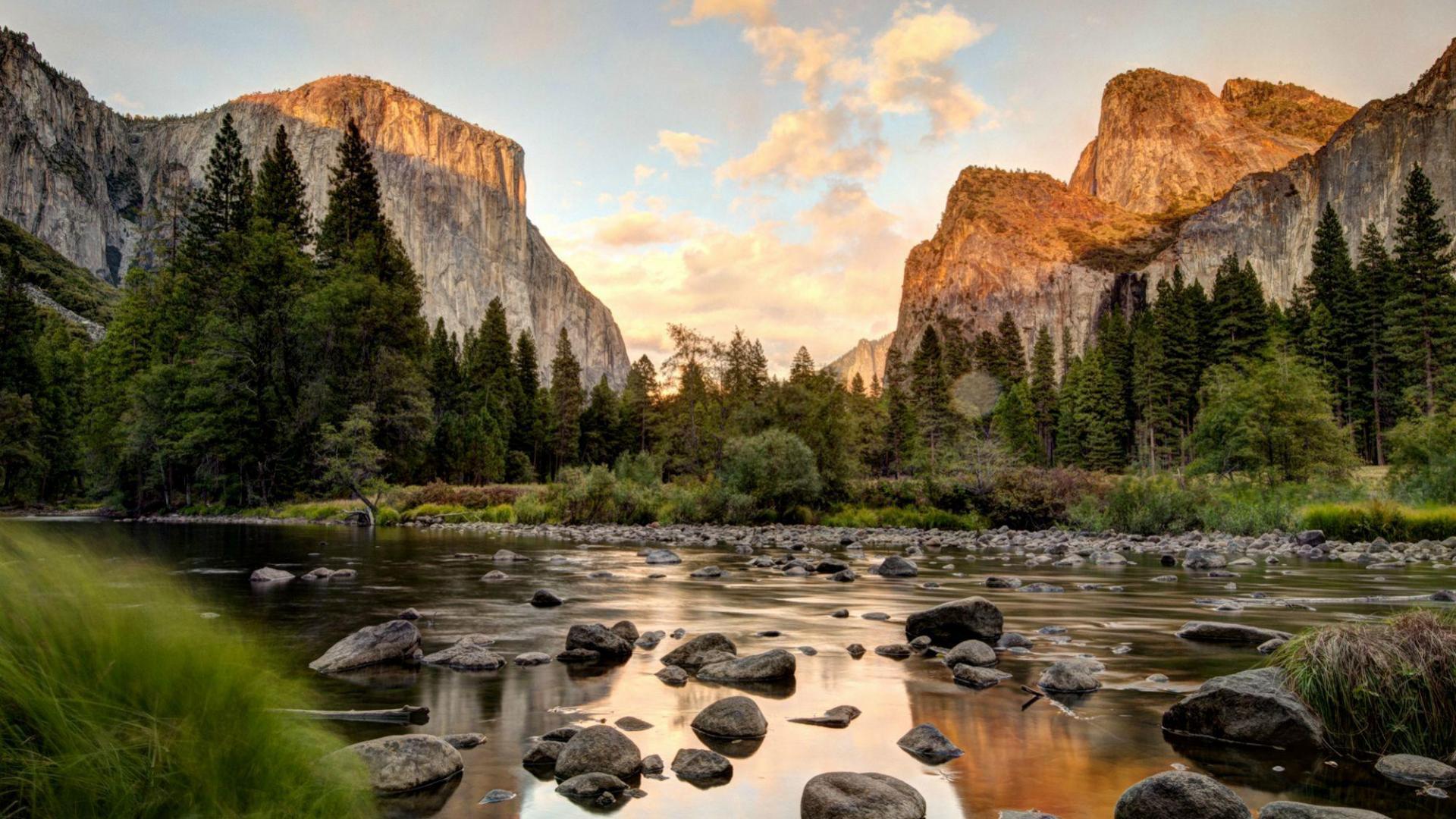 Yosemite Wallpaper High Resolution - WallpaperSafari