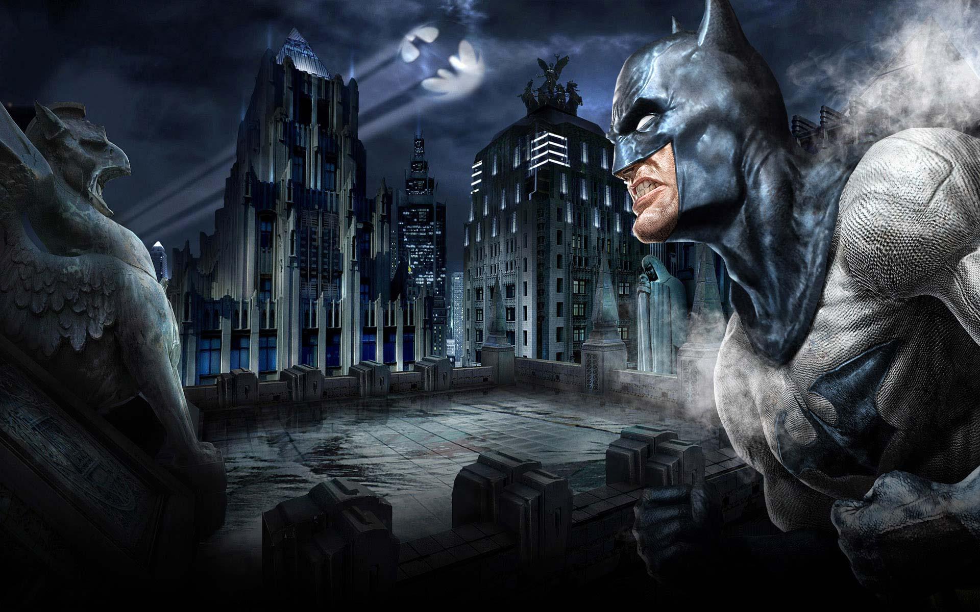 Cool Batman Wallpaper 1920x1200