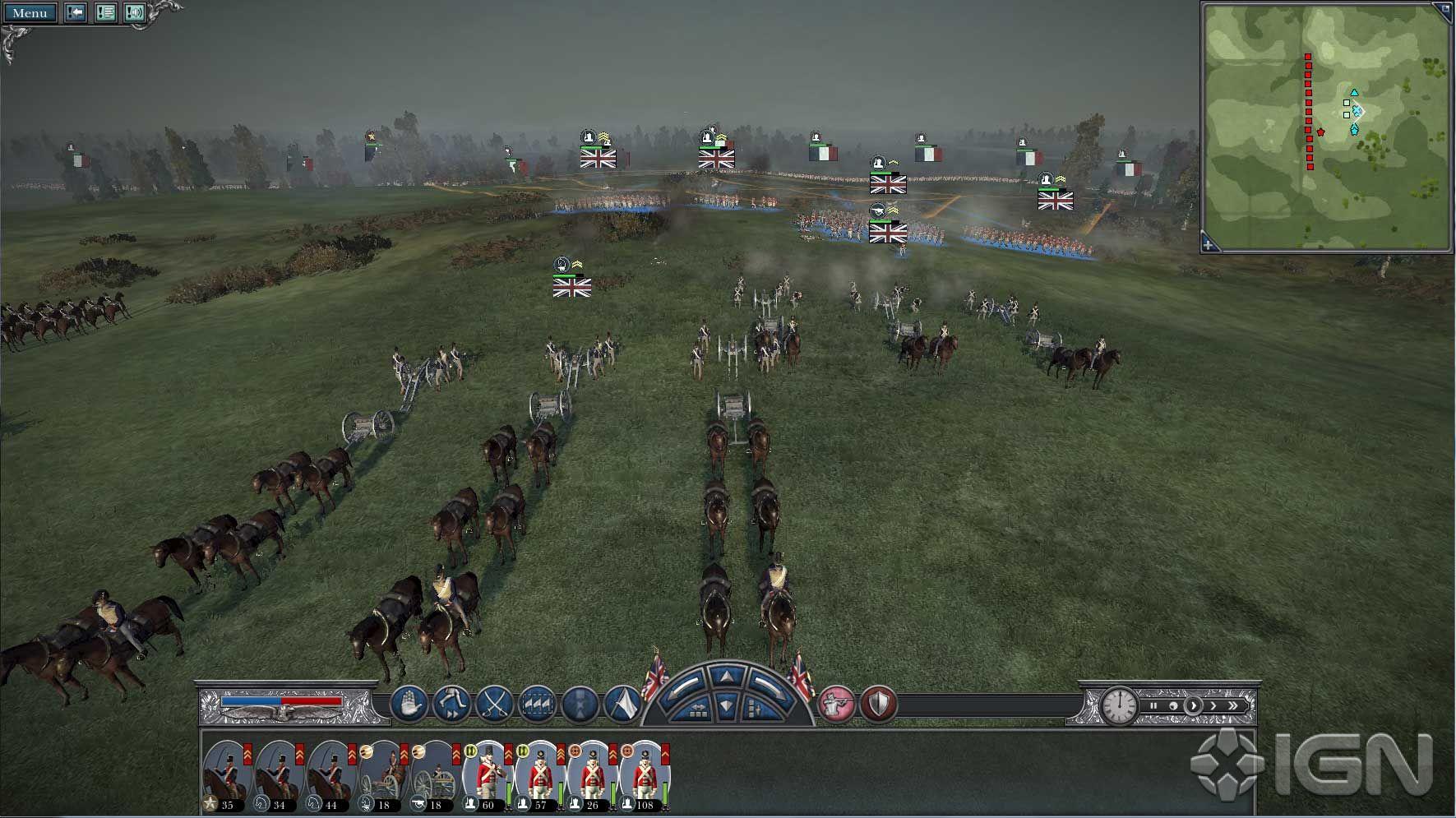 Napoleon Total War Screenshots Pictures Wallpapers   PC   IGN 1771x995