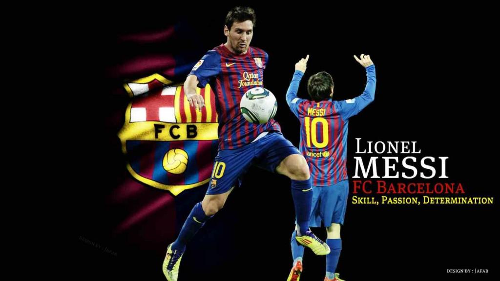 Lionel Messi New HD Wallpaper 2012 2013 1024x576