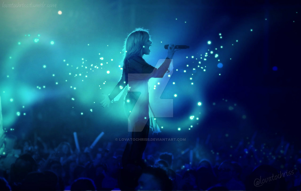 Demi Lovato   HQ Wallpaper by lovatochriss 1024x651