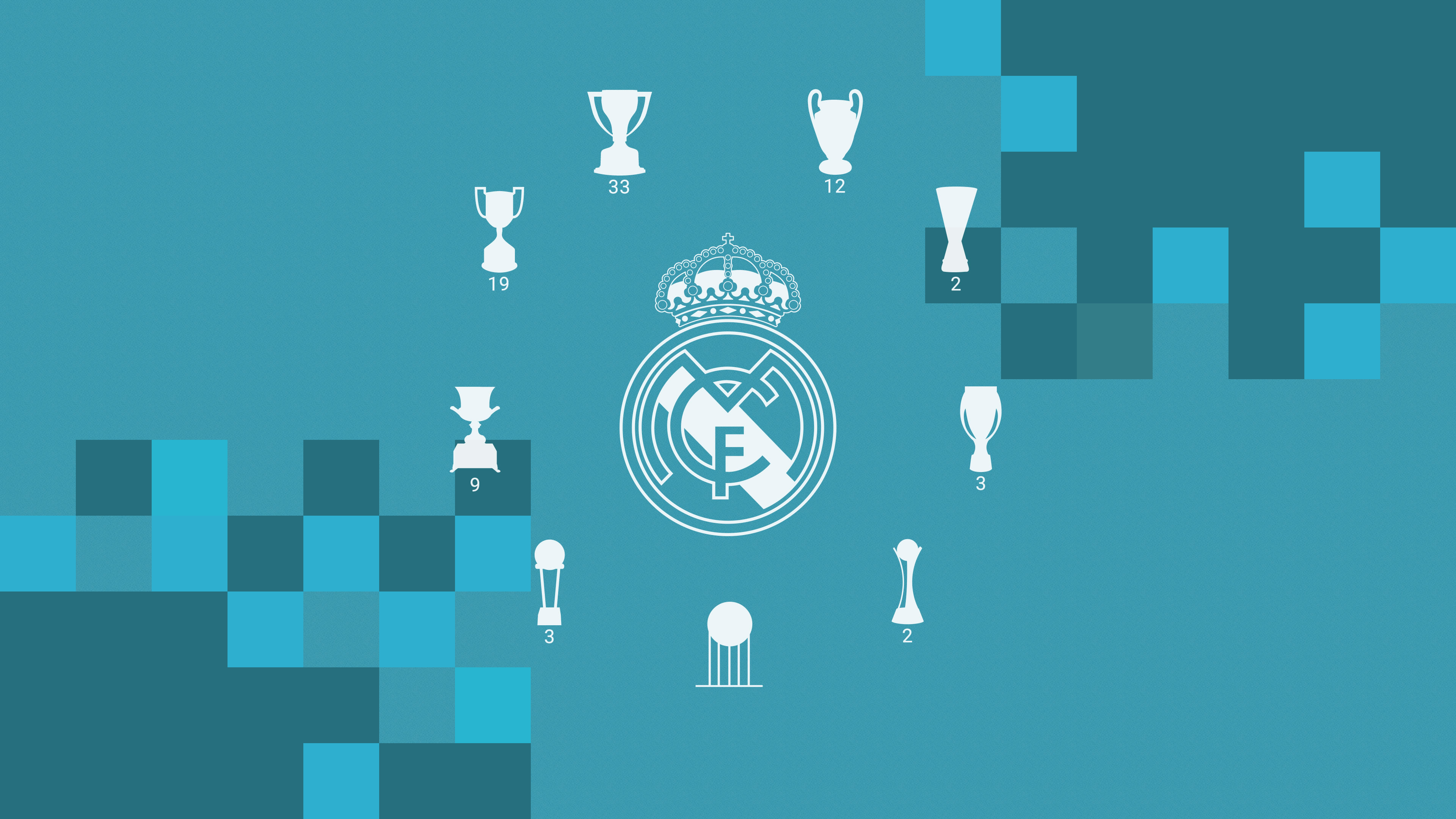 Real Madrid 2018 Wallpapers 3840x2160