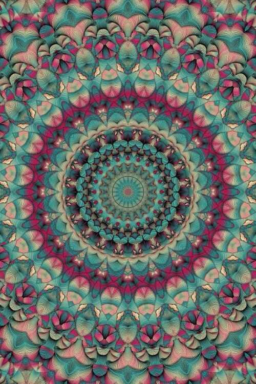 bohemian boho gypsy mandala pattern wallpaper   httpsweheartit 500x750