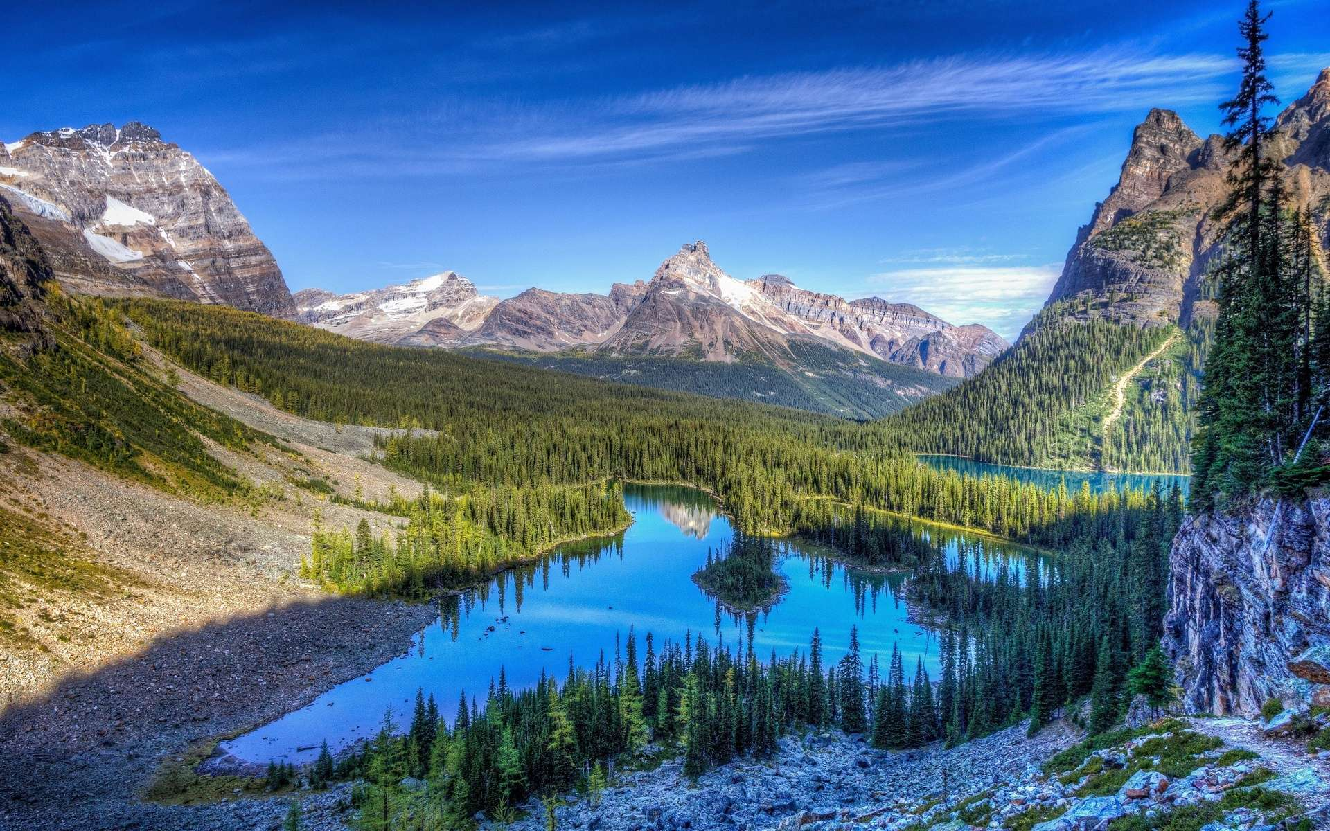 Colorado Mountains Desktop Wallpaper - WallpaperSafari