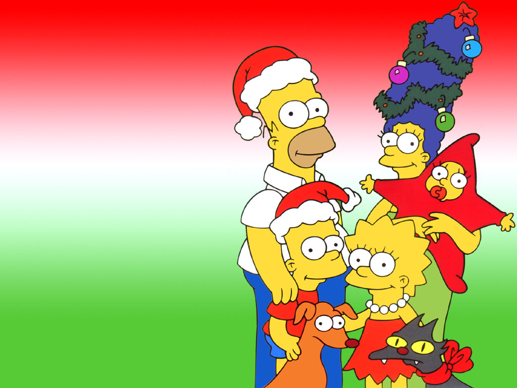 DeskDeco Wallpaper Downloads: Simpsons Wallpaper