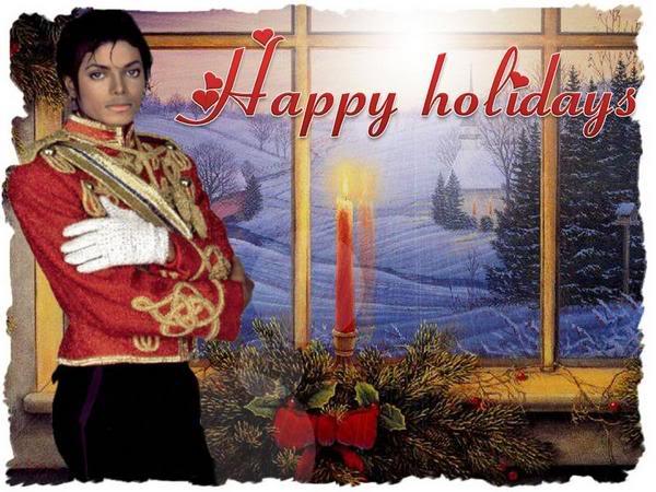 Michael Jackson Christmas Wallpaper - WallpaperSafari