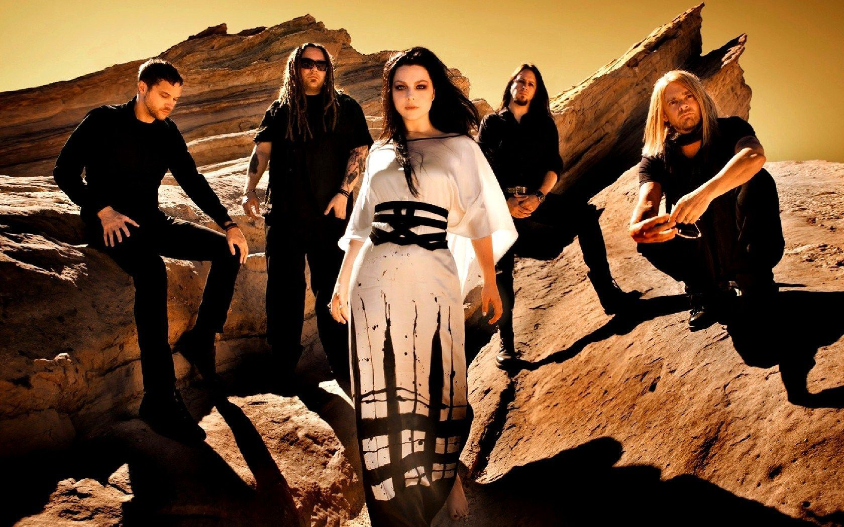 Evanescence Wallpapers 2015 1680x1050