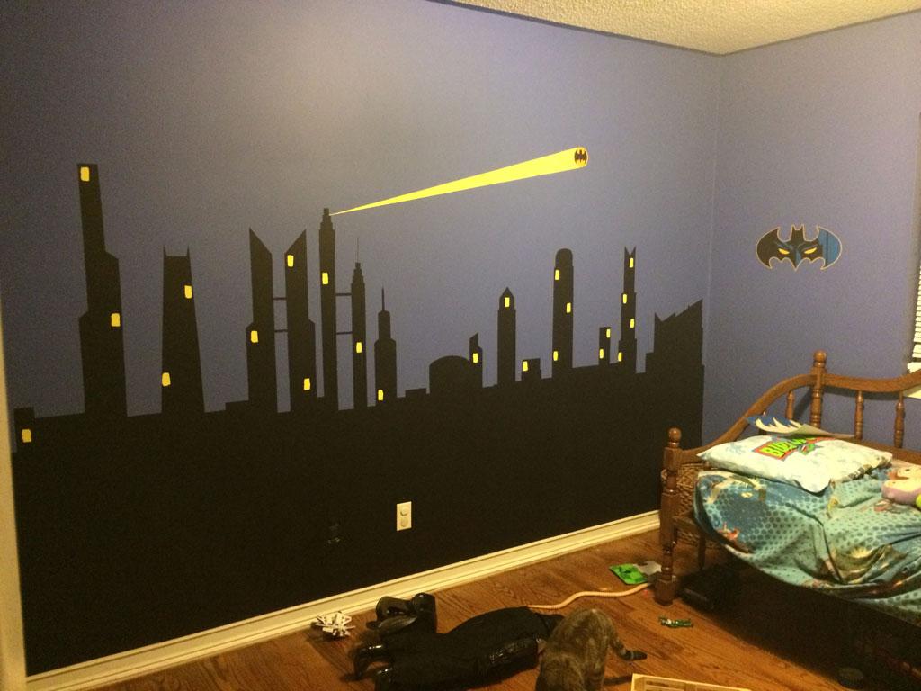 Wallpaper ideas bedroom Devine Interiors 1024x768