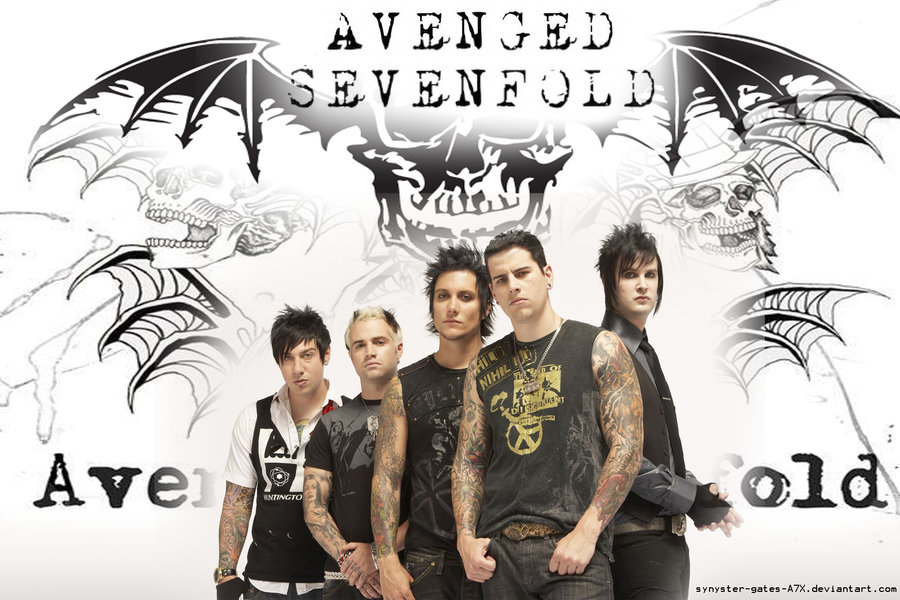 Avenged Sevenfold Afterlife Wallpaper Synyster 2015 Hd Wallp...