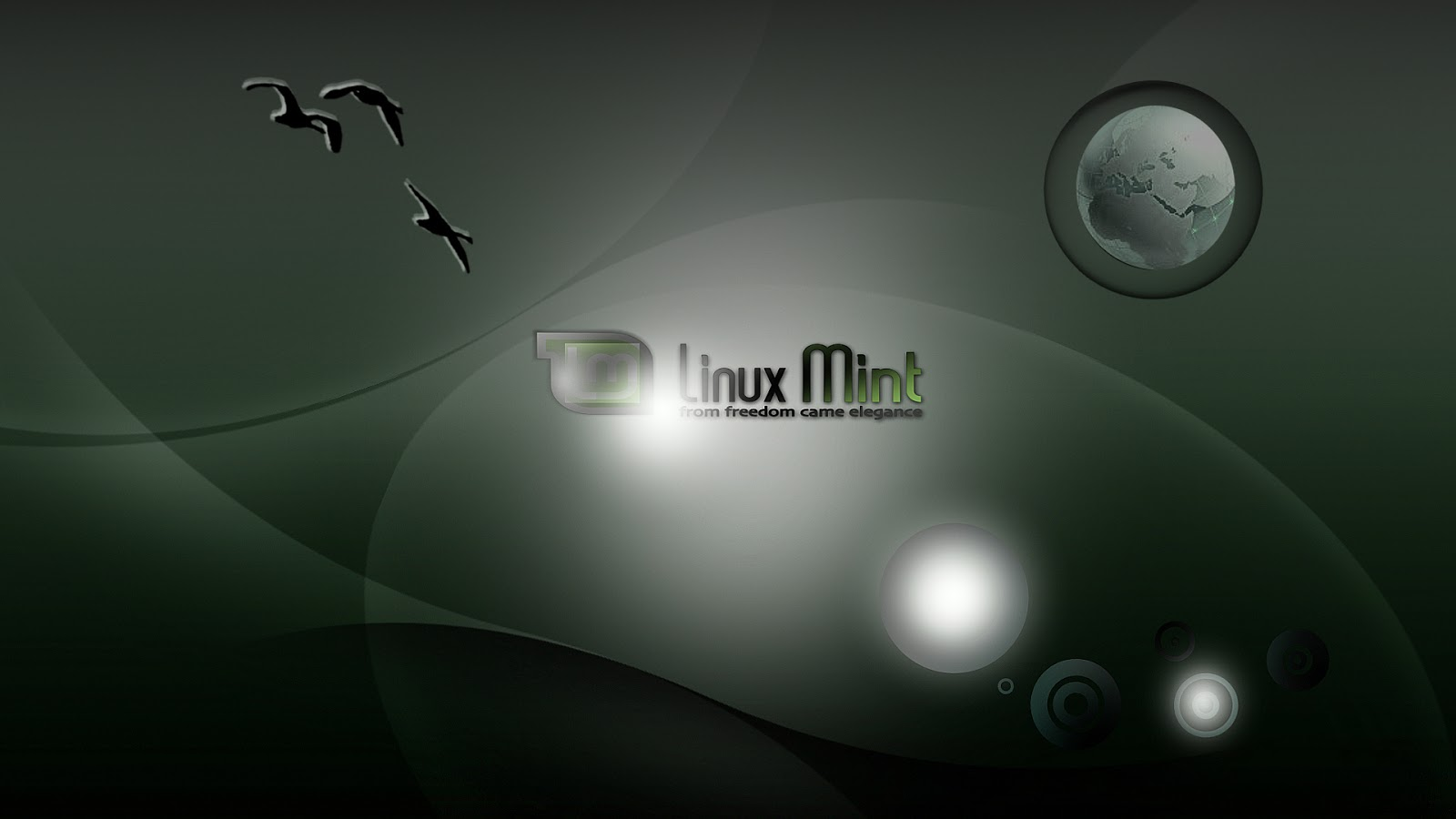Get The Latest Linux Mint Wallpapers By Sakasa 1920x1080 Graphics 1600x900