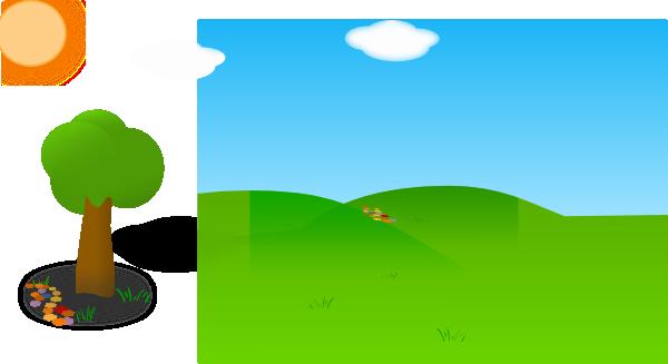 Farm Background Clip Art at Clkercom   vector clip art online 600x327