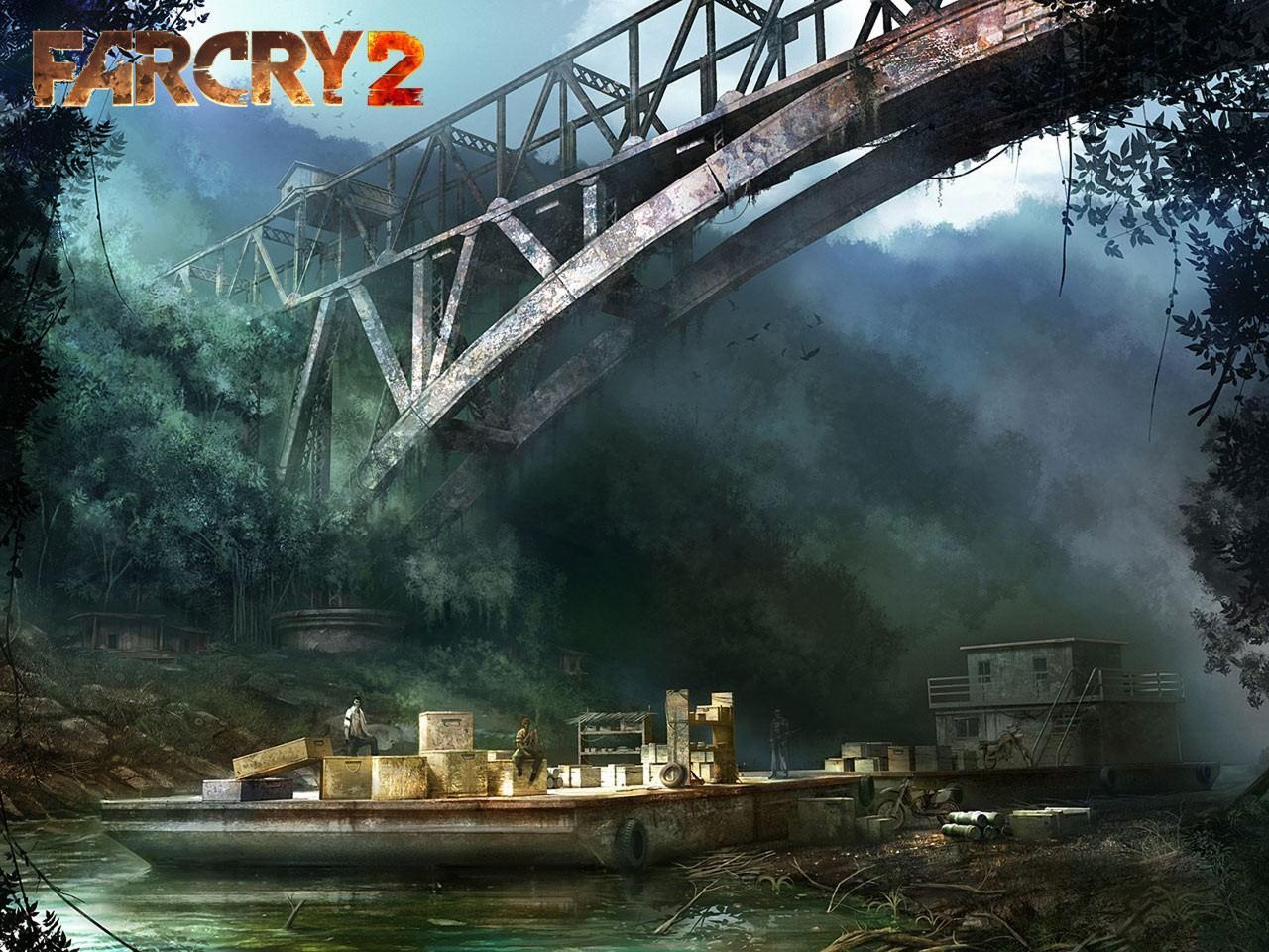 48+] Far Cry 2 Wallpaper on WallpaperSafari
