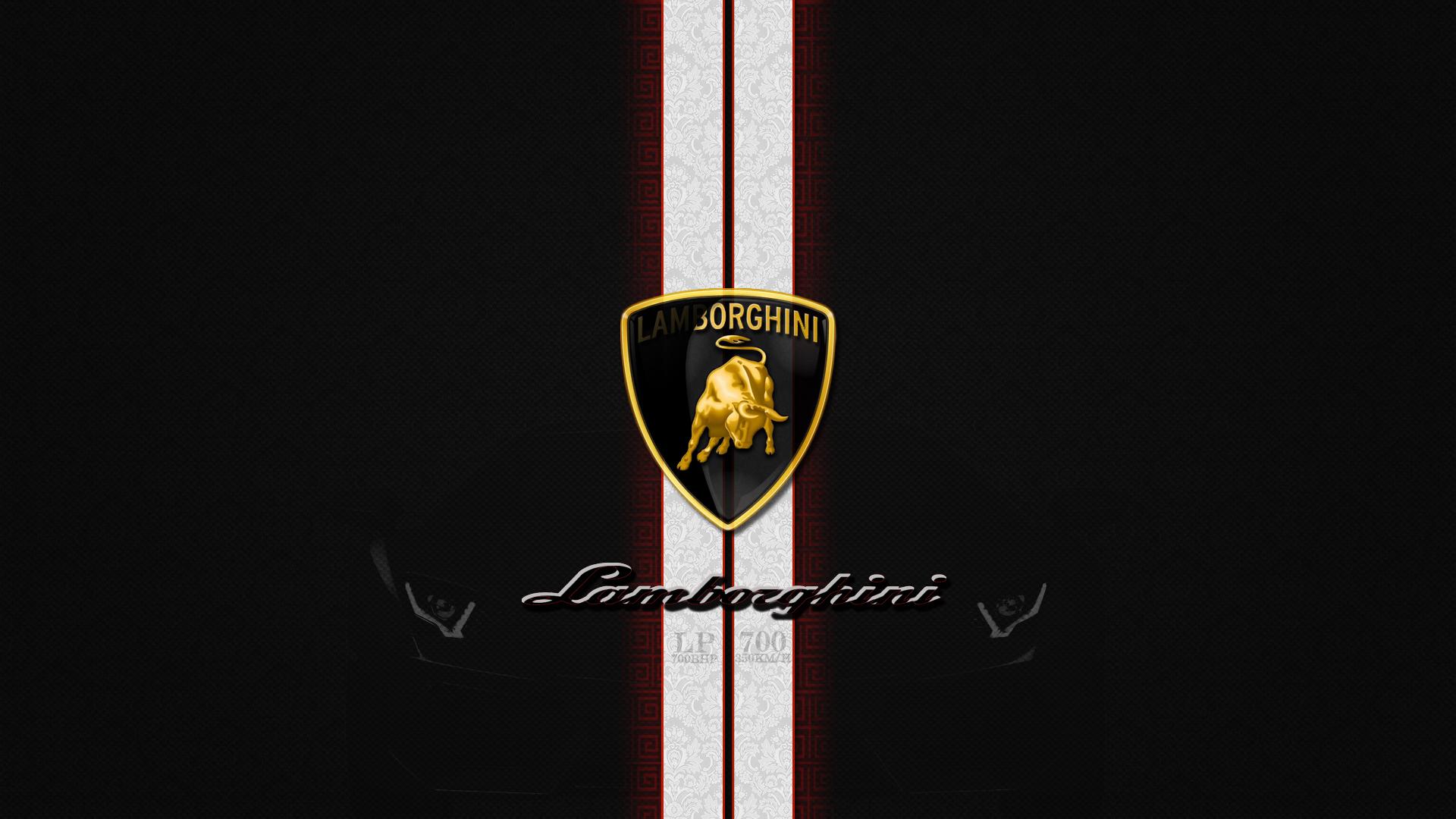 Lamborghini Logo wallpaper 237947 1920x1080