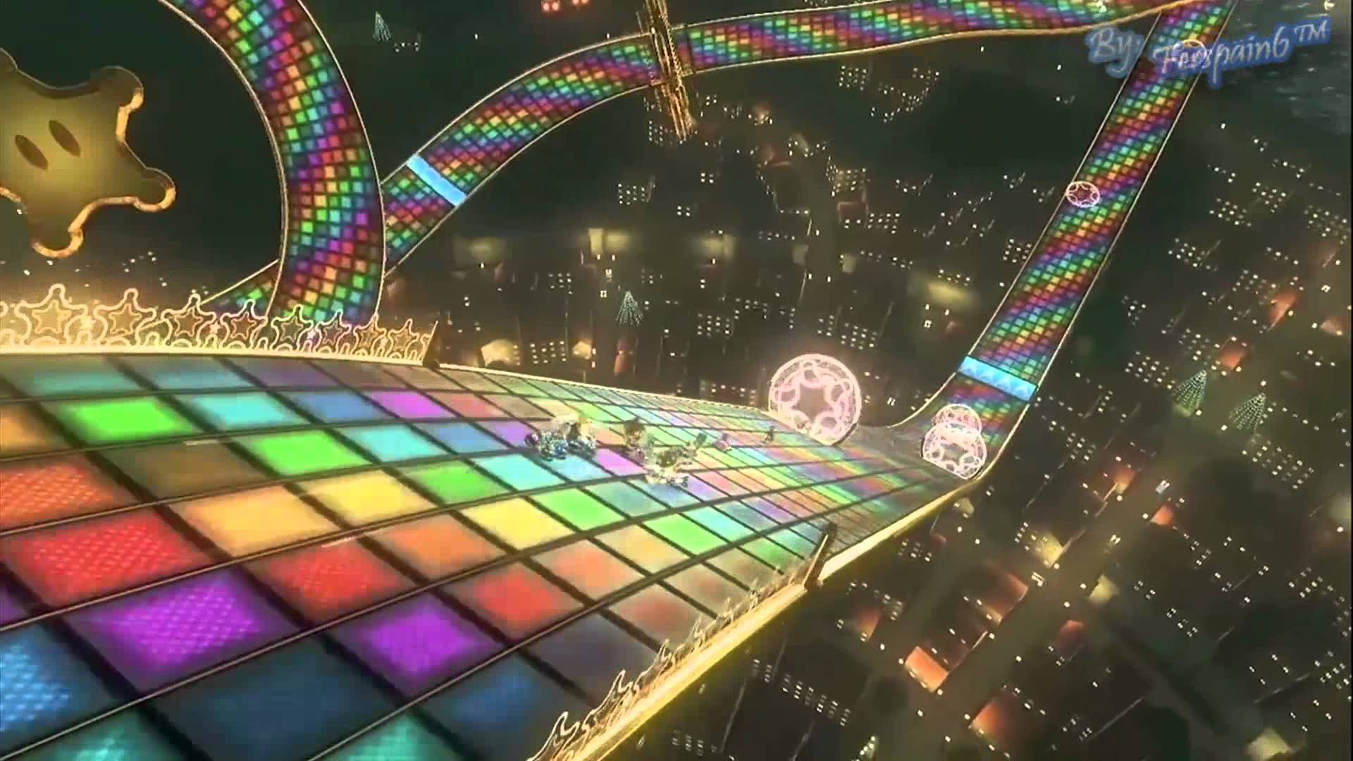 Mario Kart 8 Background: Mario Kart 8 Wallpaper HD
