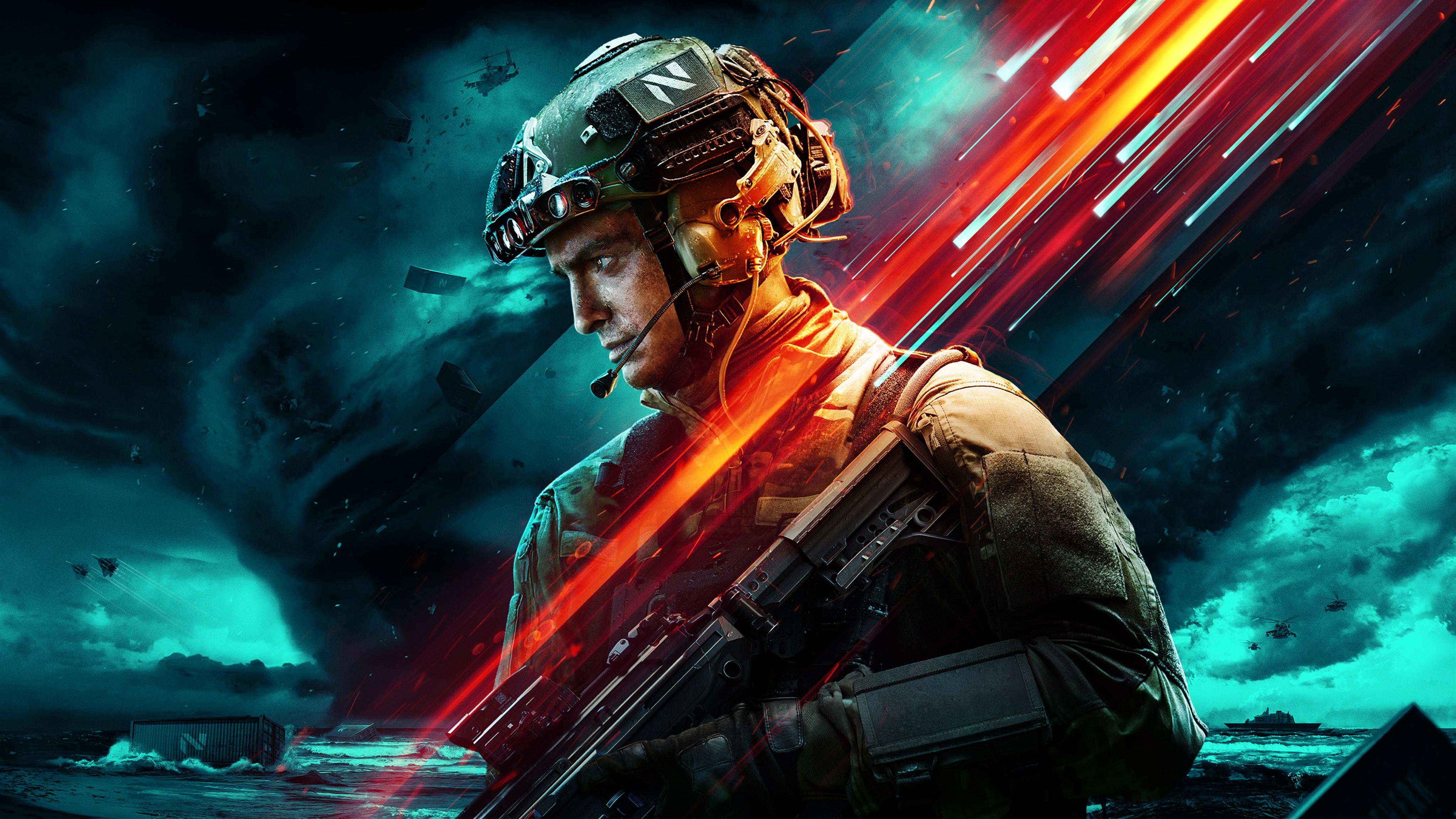 Battlefield 2042 4k Ultra HD Wallpaper Background Image 4096x2304 3840x2160