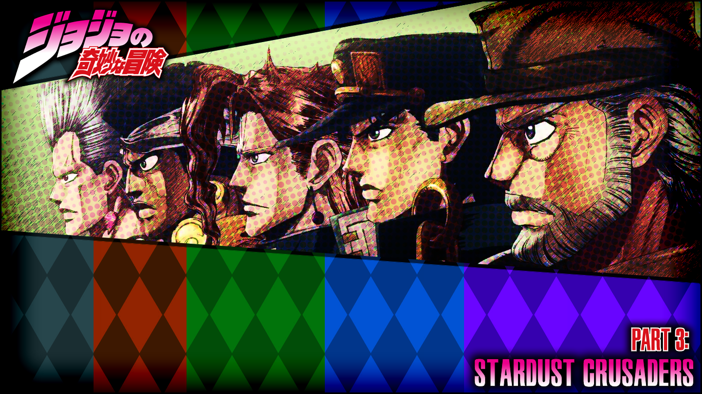Adventure Community View topic   JJBA wallpapers Only 1920x1080 1366x768