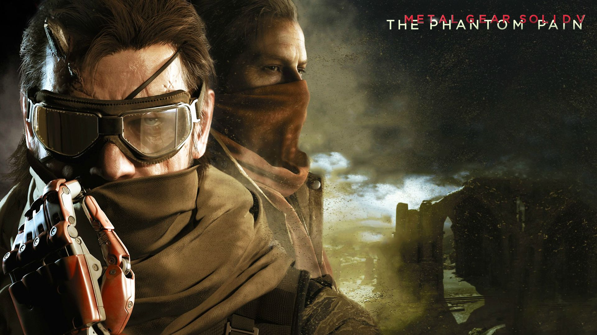 image gallery mgs 5 wallpaper
