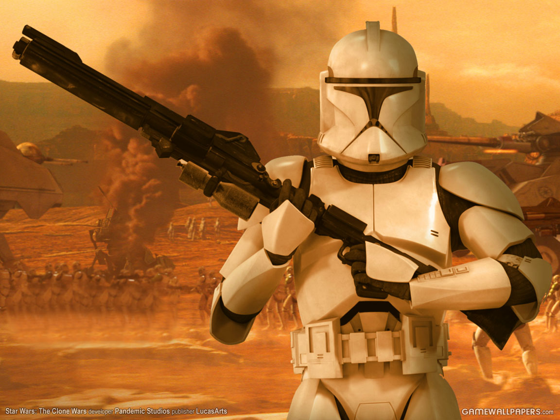 CLONE WARS Crew To Bridge PT And OT With Animated STAR WARS REBELS 1152x864