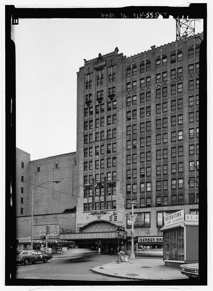Fox Theatre Demolished Brooklyn New York from 750x1024
