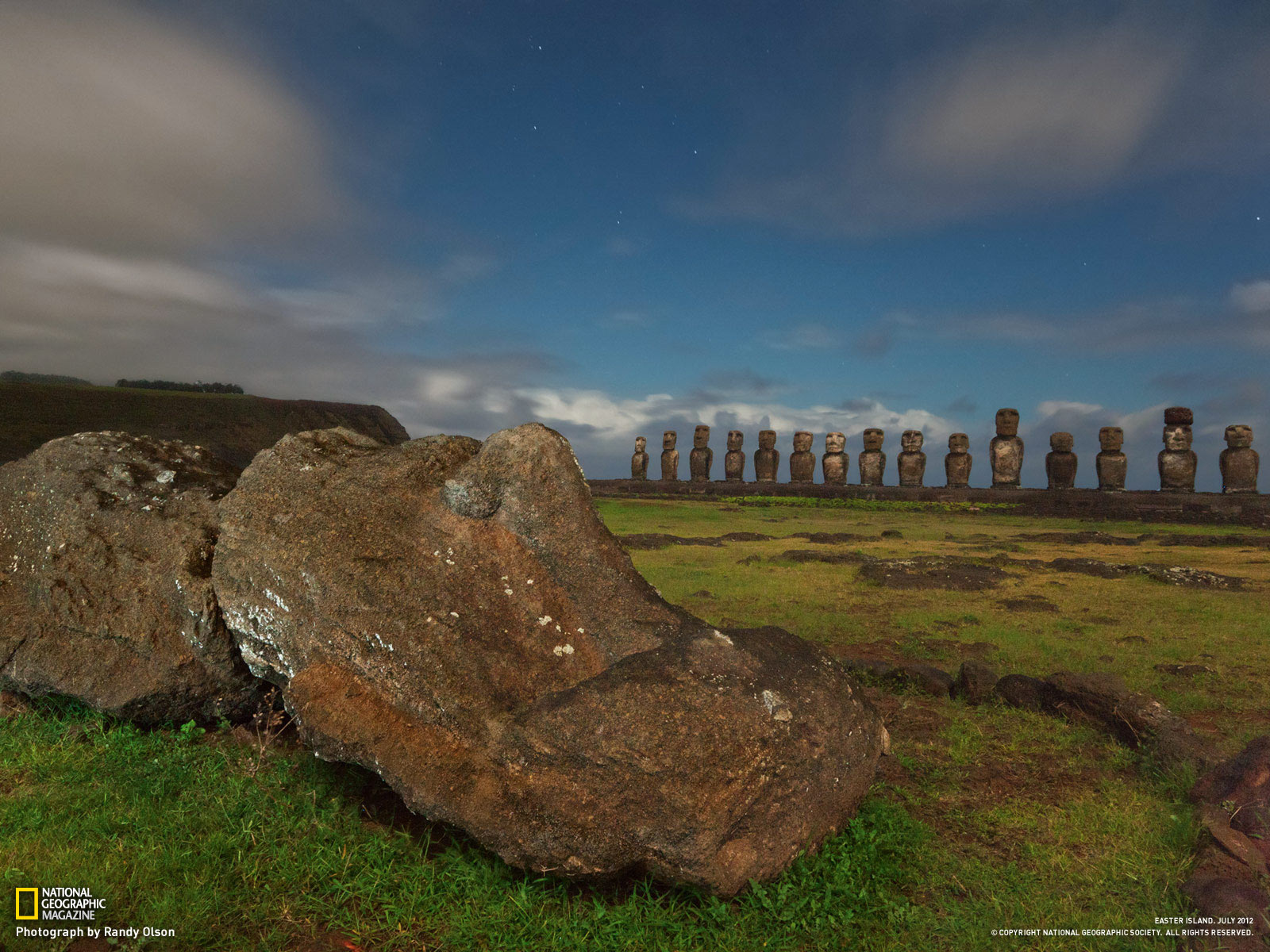 Easter Island   Photo Gallery   Pictures More From National 1600x1200